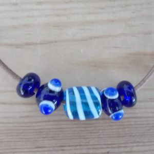 Colliers âge du bronze/Bronze age necklace